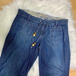 LUCKY BRAND JEANS Size 2 Mid Rise Easy Fit